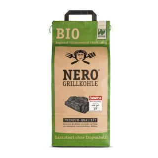 Nero Grillkohle Native, 2,5 kg Tüte