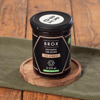 BROX Kraftbrühe Gemüse, 370 ml Glas