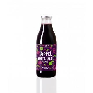 Bio Apfel-Rote-Bete-Saft