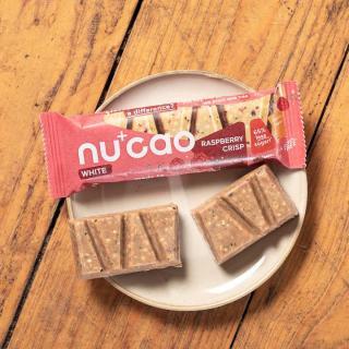 nucao White - Raspberry Crisp