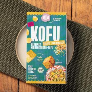 Zeevi Kofu Falafel, 200 gr Packung