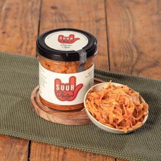 Kraut Kimchi-Style