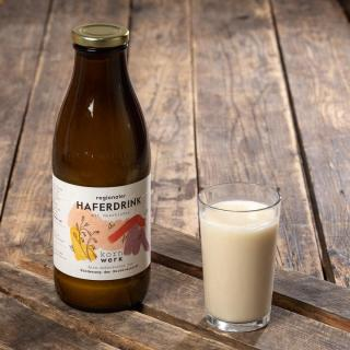 Kornwerk Haferdrink Flasche