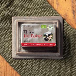 Dänische Butter