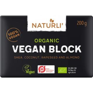 Vegan Block, steichzart