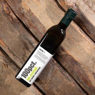 Olivenöl aus Athinoelia- und Koroneiki
