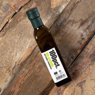 Olivenöl aus Athinoelia- und Koroneiki Oliven