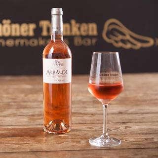 Arbaude Rosé 2019, Weingut Mas de Cadenet