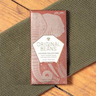 Original Beans Cru Udzungwa 70% Kakao