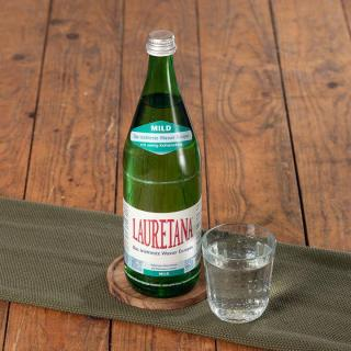 Lauretana Mineralwasser  ´Mild´  1Ltr