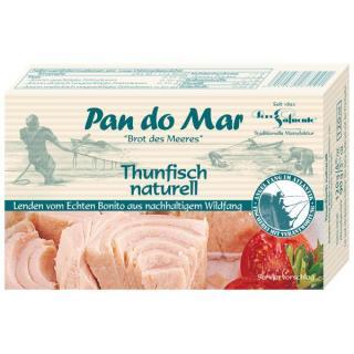 Thunfisch, naturell