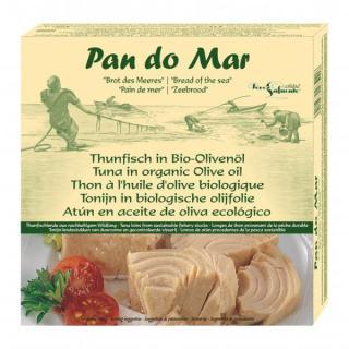 Thunfisch in Bio Olivenöl, extra nativ