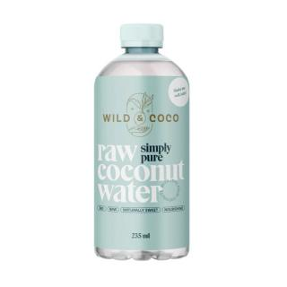 Coconut Water raw simply
