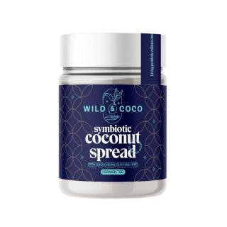 Coconut Spread Symbiotic m Glas
