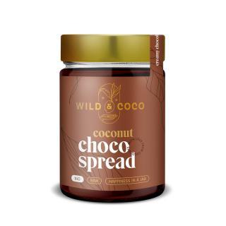 Coconut Spread dark choco