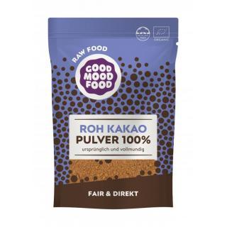 Roh Kakao Pulver