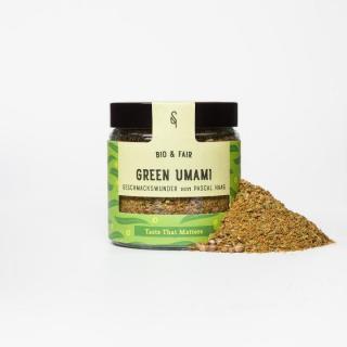 Green Umami im Glas