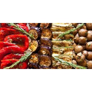 Antipasti, Pesto & Oliven