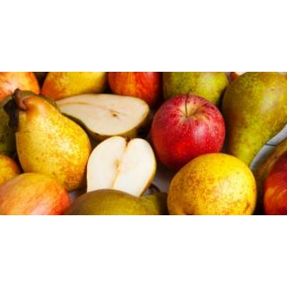 Äpfel & Birnen