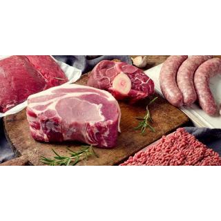 Fleisch, Wurst & Fisch