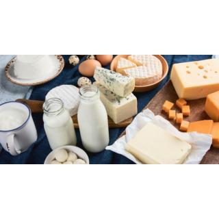 Milch, Käse, Eier & Tofu